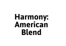 Harmony American Blend