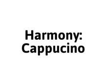 Harmony Cappucino