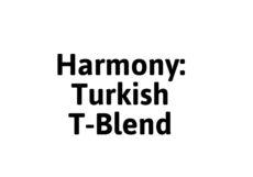 Harmony Turkish T-Blend