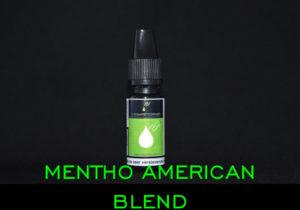 herlan eliquid mentho american blend