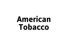 Sansie American Tobacco