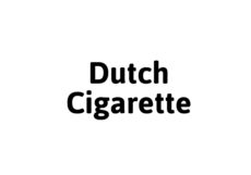Sansie Dutch Cigarette