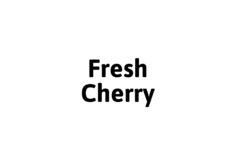 Sansie Fresh Cherry