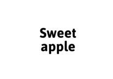 Sansie Sweet Apple