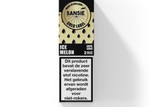 Sansie ice melon e-sigaret liquid