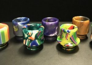 Drip Tip 810 Multiple colors