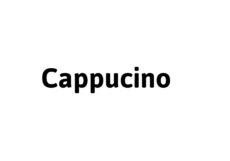 Stoomtovenaar Cappucino
