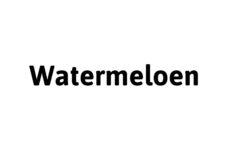 Stoomtovenaar watermeloen