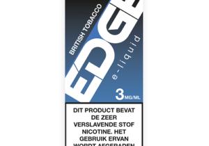 Edge British-Tobacco e-sigaret liquid