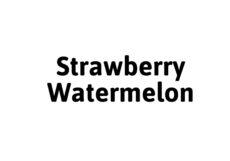 Edge Strawberry Watermelon