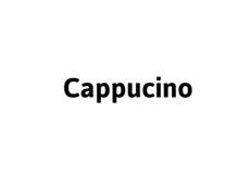 Sansie Cappucino