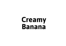 Sansie Creamy Banana