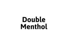 Sansie Double Menthol