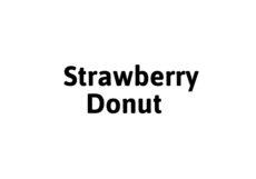 Sansie Strawberry Donut