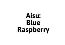 Aisu Blue Raspberry