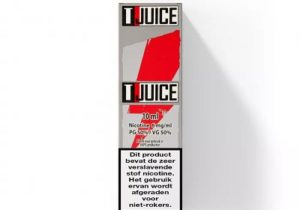 T-Juice john freeze e-sigaret liquid