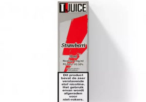 T-Juice-Strawberri e-sigaret liquid