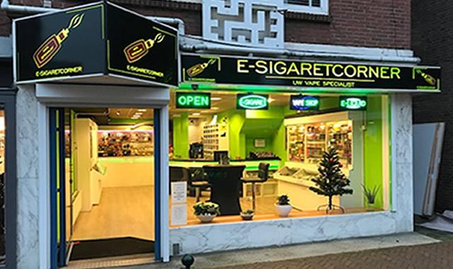 e-sigaretcorner winkel vlaardingen