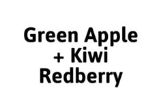 Element Green Apple Redberry kiwi