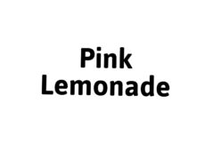 Element Pink Lemonade salt
