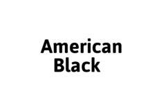 Sansie American Black