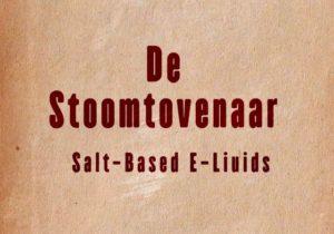 De Stoomtovenaar €4,99 (Nic-Salt)