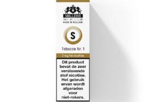 Millers Juice - Tabacco Nr. 1